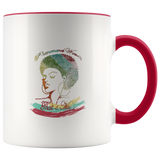 Mug Phenomenal Woman Ceramic Coffee Mug - Red | Shop Sassy Chick