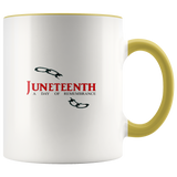 JUNETEENTH Mugs