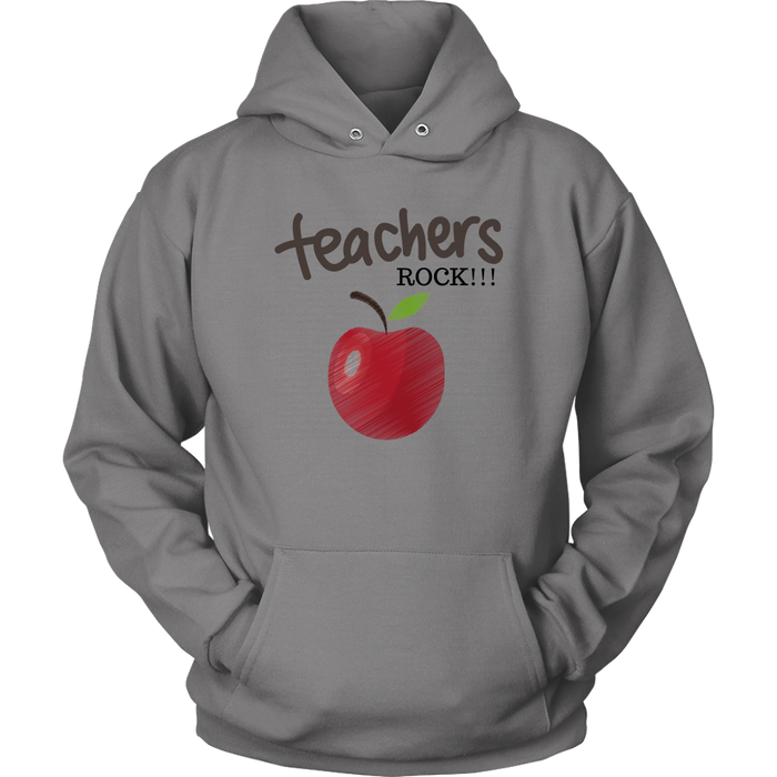 Teachers Hoodie | Shop Sassy Chick