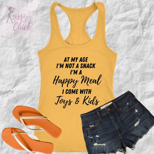 Happy Meal Tanks - Shop Sassy Chick