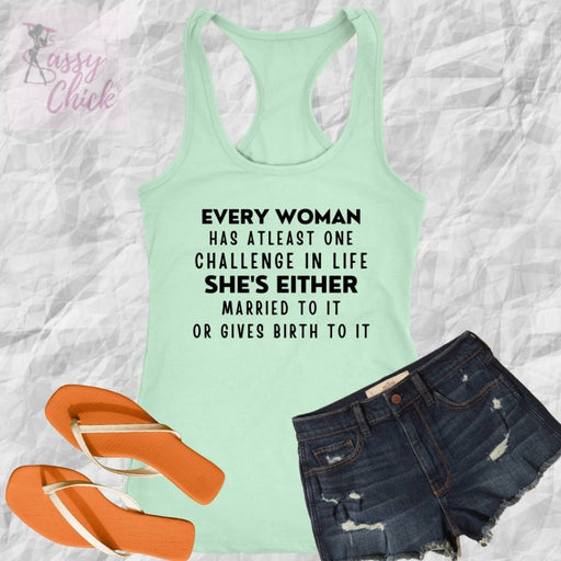 Every Woman Tanks - Shop Sassy Chick