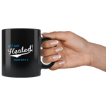Mug Blue I am Healed Ceramic Coffee Mug -3 | Shop Sassy Chick