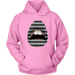 B&W Lips Hoodies - Shop Sassy Chick