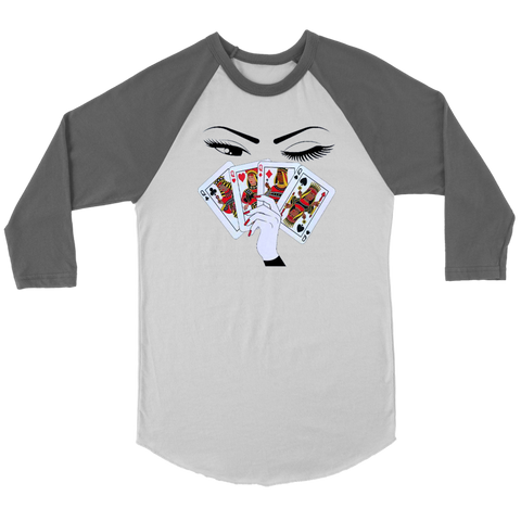 Card Girl Long Sleeves