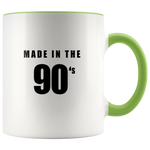 Made In The 90's Mugs