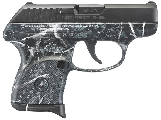 Ruger 3763 LCP Standard Double 380 Automatic Colt Pistol (ACP) 2.75