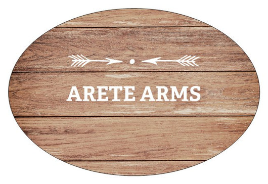 Arete Arms Sticker