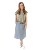 Dutchess French top stripe