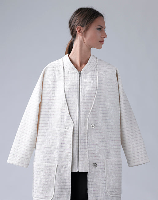 Dutchess novel cardigan