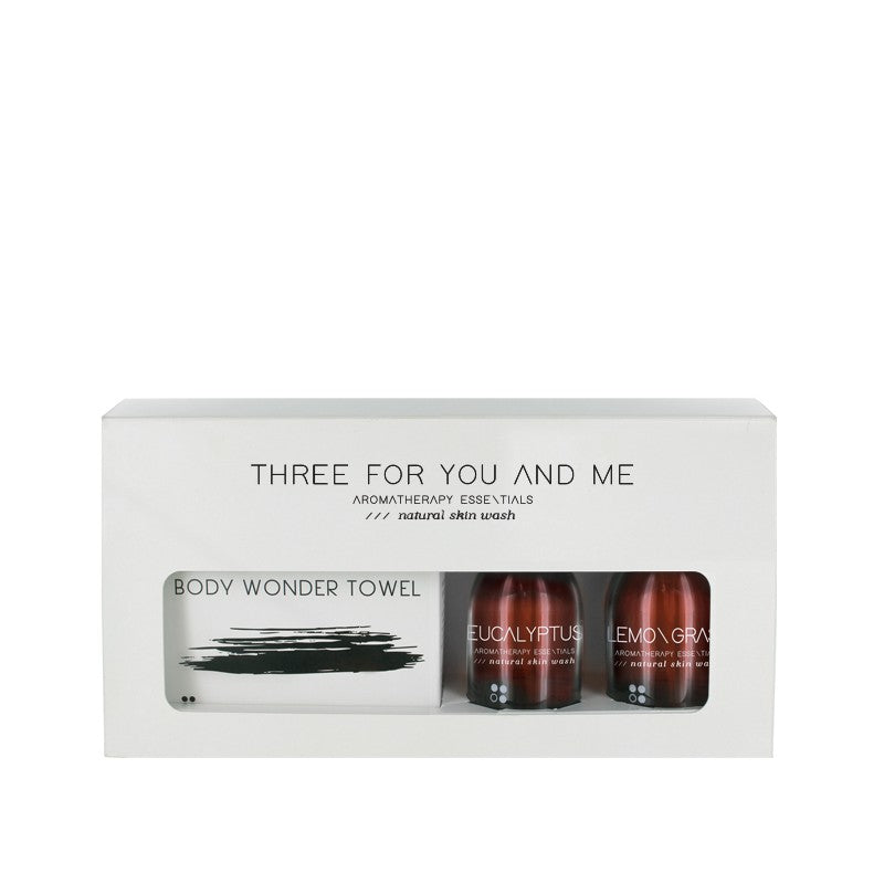 Three for you and me - Eucalyptus + Lemongrass 100 ml
