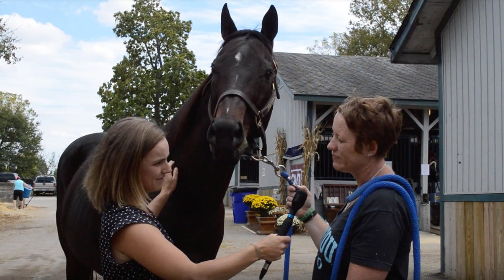 The OTTB Health Plan With Dr. Shannon Reed