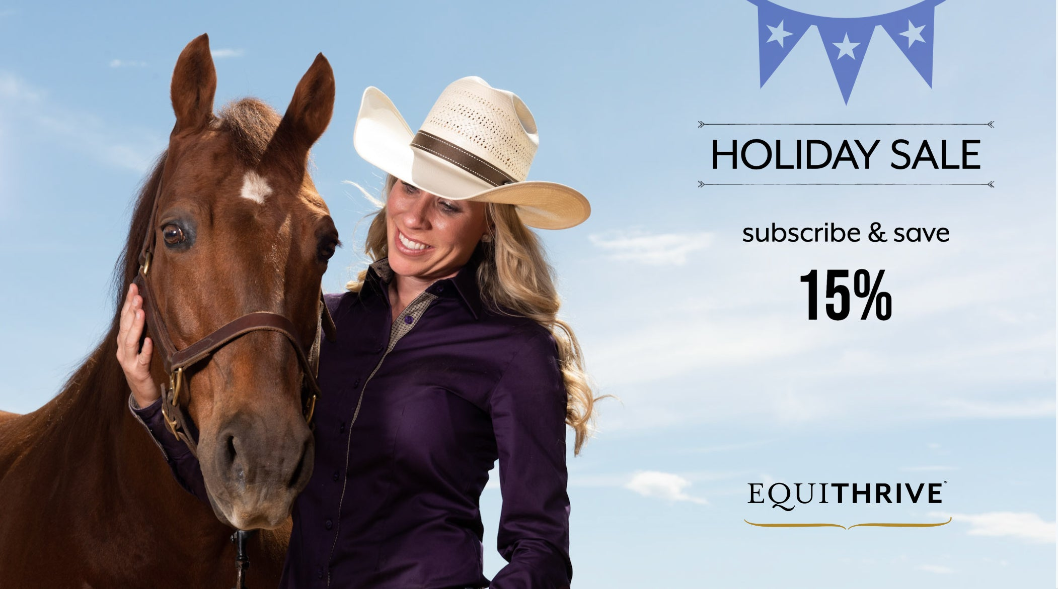 Equithrive sale