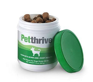 Petthrive Soft Chews for Small Dogs (less than 60 lbs.)
