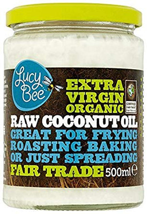 Introducing Coconut Oil - only organic, raw and extra virgin please!
