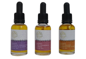 Rejuvenate Organic Face Oils - Age-Defying