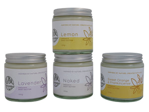 Organic Body Butters