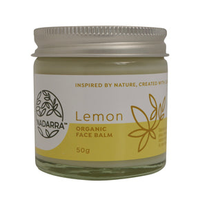 Organic Lemon Face Balm