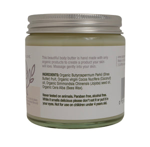 Naked Organic Body Butter