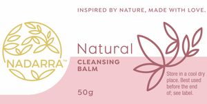 Hot Cloth Organic Cleansing Balm
