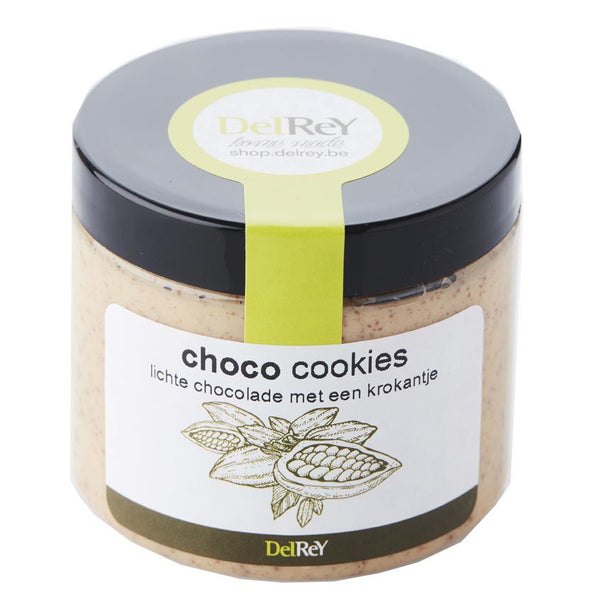 Choco cookies spread