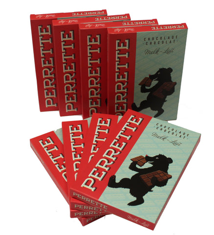 Perrette chocolate bar