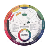 Salon Accessories Colour Wheel