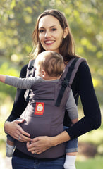 Multi position baby carrier