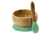 Baby-led Weaning Bamboo Bowl and Spoon Combo