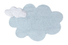 Head in the Clouds Rug and Pillow Set