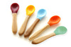 Baby-led Weaning Bamboo Spoon Set