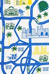 Organic City of Angels Traveler Play mat