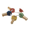 Bio Wooden Toy Keys