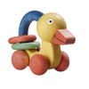 Bio Wooden Duck Rattle