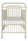 Classic Cream Metal Crib