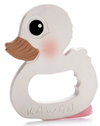 Quack Attack Natural Rubber Teether