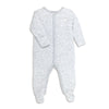 Marled Grey Organic Cotton Pajamas