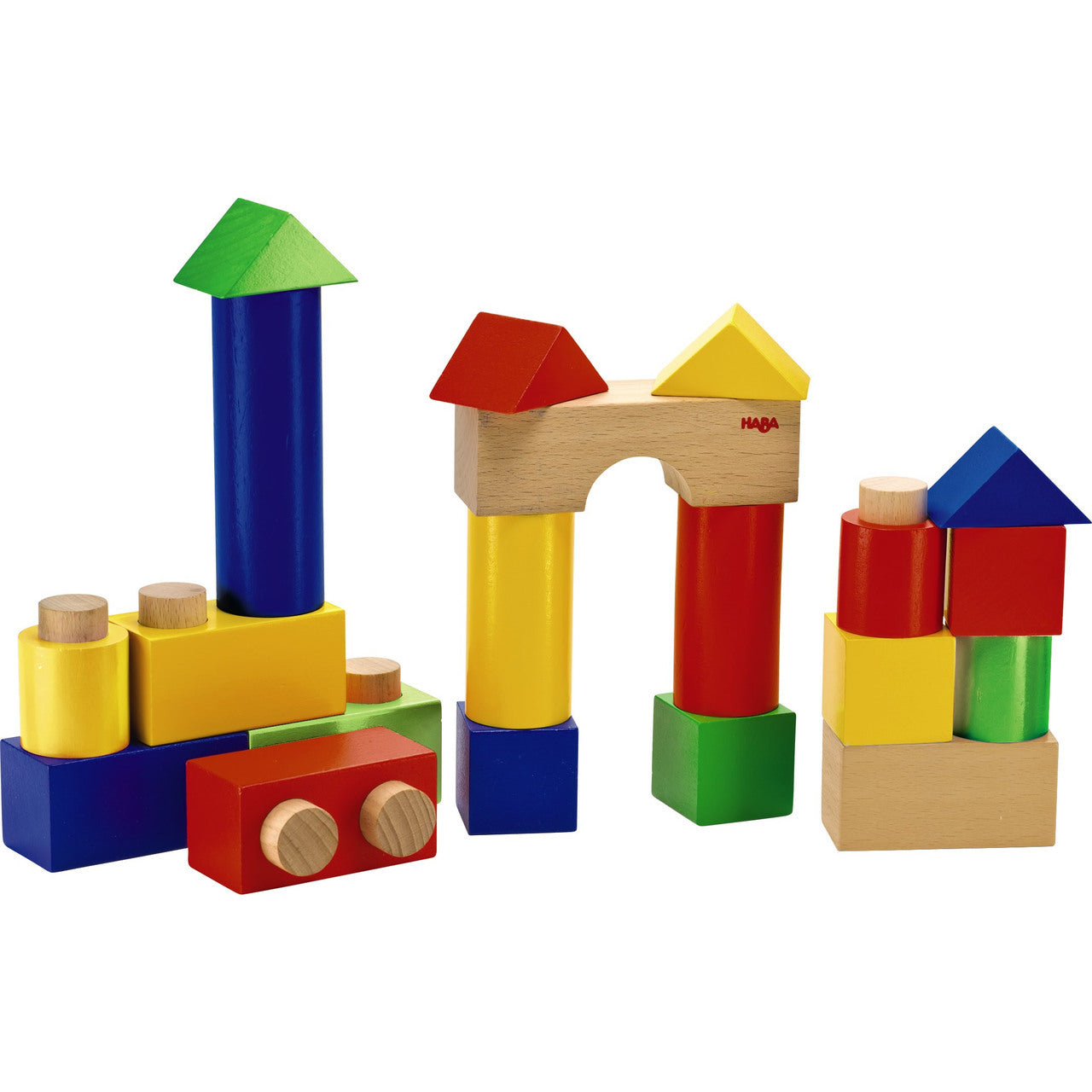 Play tagged build and discover peurobaby stack and build wooden blocks gamestrikefo Choice Image