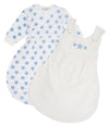 Blue Star Organic Cotton Sleep Sack Duo