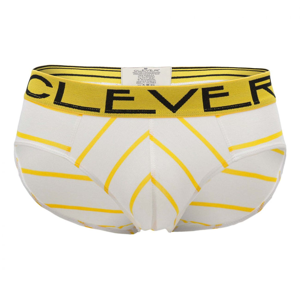 Clever 5199 Limited Edition Briefs Color Yellow-17