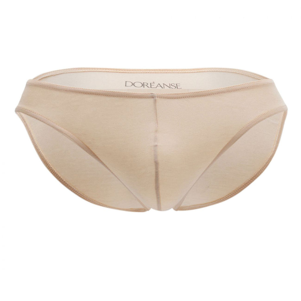 Doreanse 1281-TAN Hang-loose Bikini Brief Color Tan