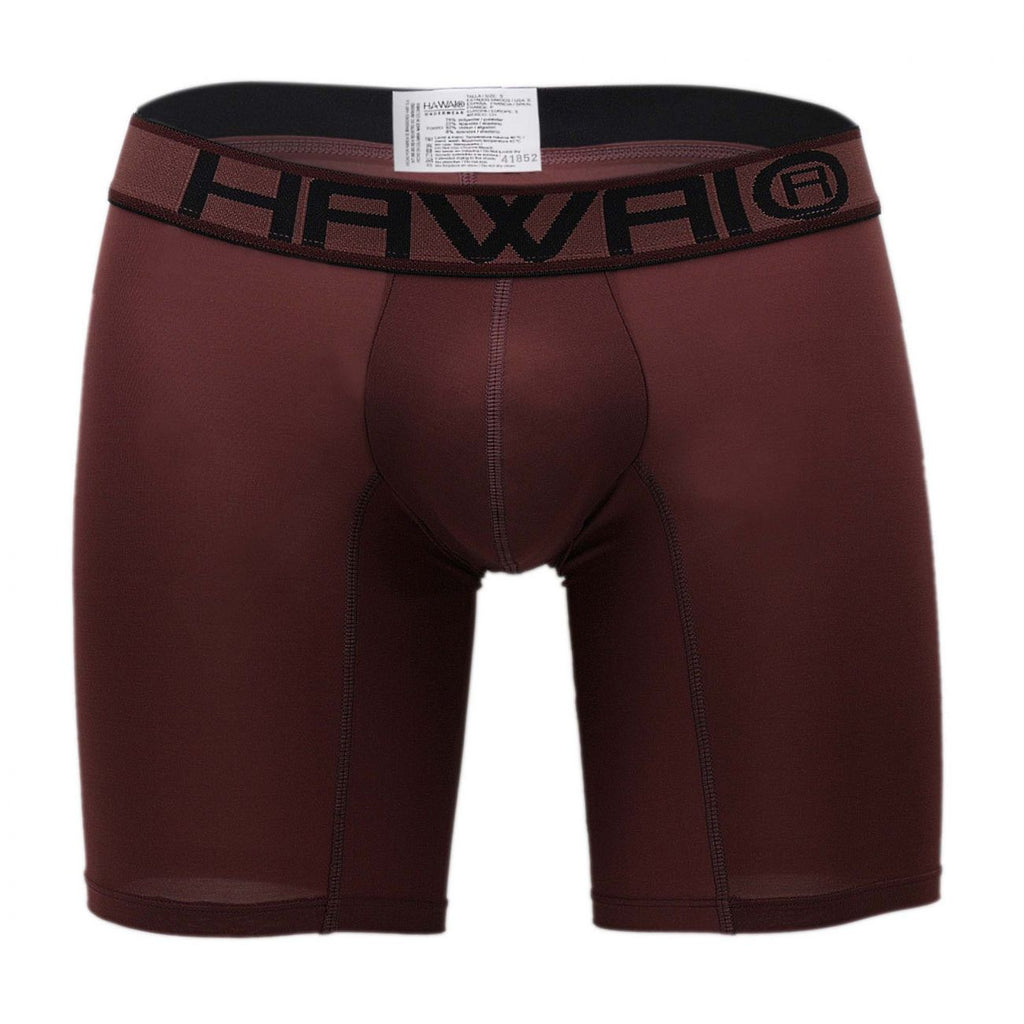 HAWAI 41852 Boxer Briefs Color Mahogany