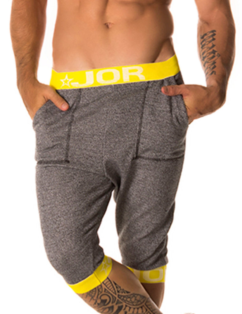 JOR 0162 Energy Sports Bottoms Color Black