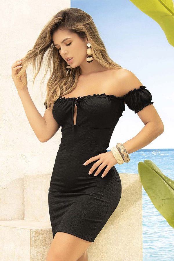Mapale 4663 Dress Color Black