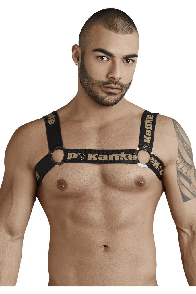 Pikante PIK 7008 Pikante Harness Color Black