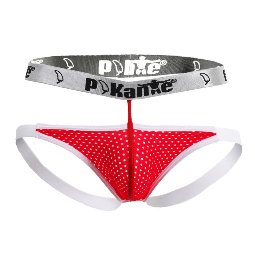 Pikante PIK 9281 Kino Jockstrap Color Red