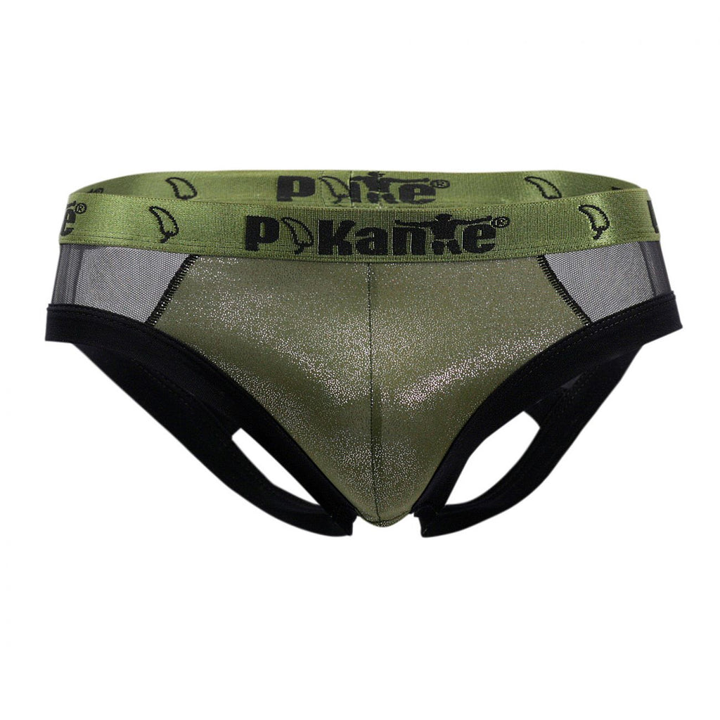Pikante PIK 9299 Private Jockstrap Color Green
