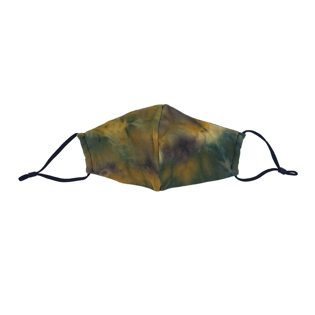 livd contemporary plus size fashion tie dye mask