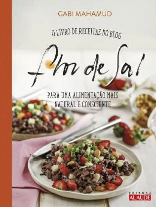 "Livro ""Flor de Sal"" - Face It Vegan Beauty"
