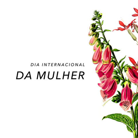 Dia Internacional da Mulher - Face It Vegan Beauty