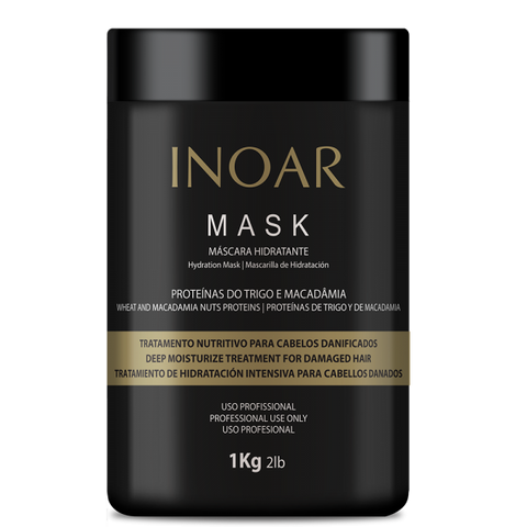 Inoar Mask - Face It Natural Vegan Beauty